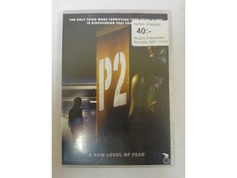 DVD - P2 a new level of fear
