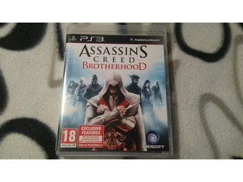 Assassins creed Brotherhood till Playstation 3 - Svalöv - Assassins creed Brotherhood till Playstation 3 - Svalöv