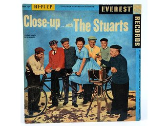 The Stuarts - Close-Up With... BREP 109 EP 1965