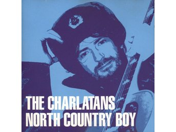 The Charlatans - North Country Boy - 1997 - CD Maxi