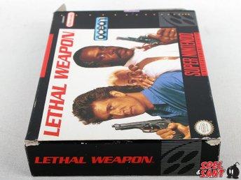 Lethal Weapon (inkl. Skyddsbox & Amerikansk Version) - Norrtälje - Lethal Weapon (inkl. Skyddsbox & Amerikansk Version) - Norrtälje