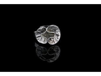 Theresia Hvorslev Sterling Silver Ring - Vacker Design