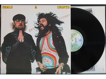 Seals & Crofts – Get Closer – LP