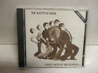 Madness - One Step Beyond - FINT SKICK!