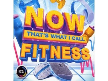Now That's What I Call Fitness (Digi) (3 CD)
