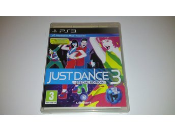 - Just Dance 3 PS3 Move PS3 -