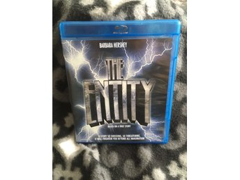 The Entity - Blu-Ray - Import