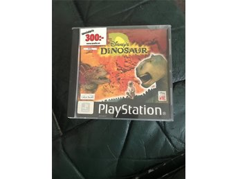 Ps1 Disneys dinosaur svensksålt