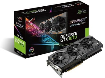 ASUS ROG Strix GeForce GTX 1070 8GB Gaming OC