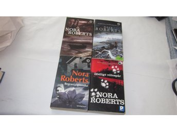 4 pocket Nora Roberts
