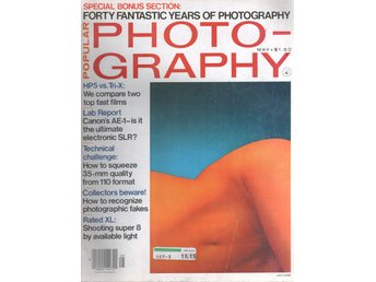 Popular Photography nr 5 - 1977
