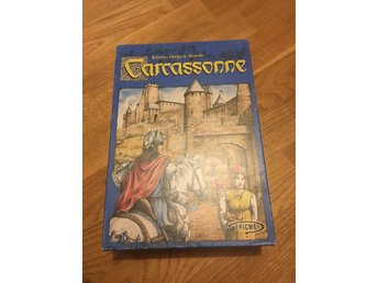 Carcassonne , + expansionen Inns and Cathedrals