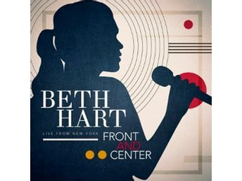 Hart Beth: Front and center/Live from N.Y. 2017 (CD + DVD)