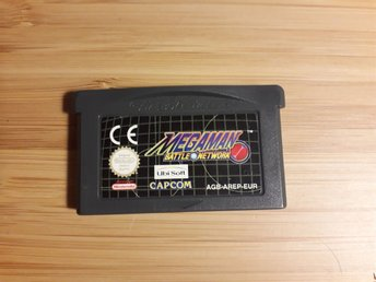 Mega Man ( Megaman ) Battle Network- Game Boy Advance, GBA