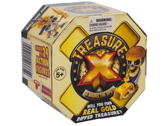 Treasure X S1, 1-pack