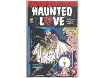 Haunted Love # 3 NM Ny Import