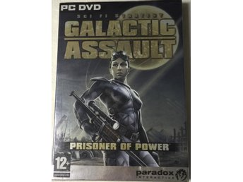 Galactic Assault: Prisoner Of Power - PC - NYTT/INPLASTAT
