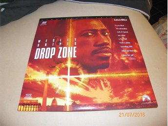 Drop zone - THX AC-3 - Widescreen edition 1st LD - Forshaga - Drop zone - THX AC-3 - Widescreen edition 1st LD - Forshaga
