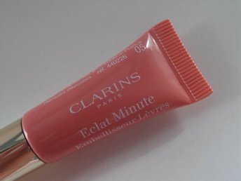 ! NY CLARINS INSTANT LIGHT NATURAL LIP PERFECTOR / LÄPPGLANS #05 CANDY SHIMMER