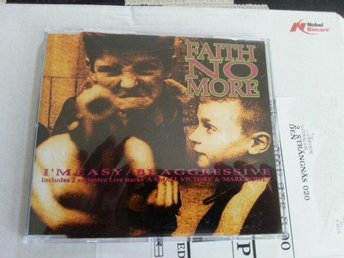 Faith No More-I'm Easy.Fraktfritt.