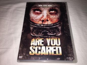 Are You Scared (2006, DVD)