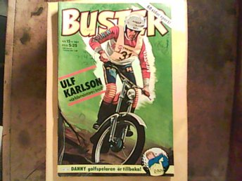 Buster nr 15 1981