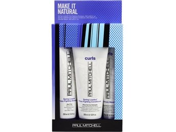 Paul Mitchell Curls Trio