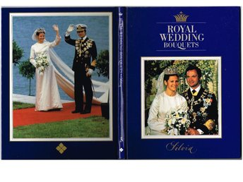 ROYAL WEDDING BOUQUETS 3 & 12 (Fyrklövern 1987) - 2 böcker (av 12)