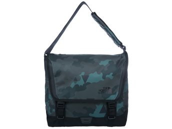 The North Face Messenger bag CAMO axelväska NY ! FYND Nypris 995kr STREET Cykel