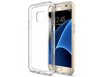 Samsung S7 Ultratunn TPU Skal Simple® Färg: Transparent