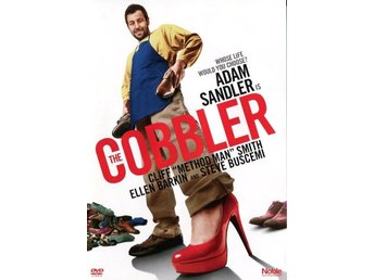 DVD - The Cobbler (Beg)