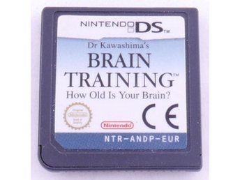 Dr Kawashima's Brain Training: How Old Is Your Brain? -