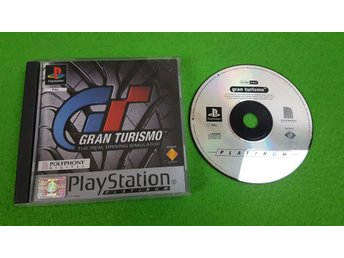 Gran Turismo Playstation ps1