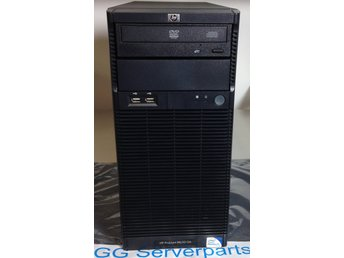 HP Proliant ML110 G6 Pentium G6950 2GB 80GB DVD