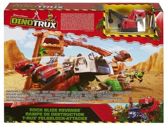 Dinotrux Rock Slide Revenge Vehicle