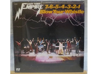 GARY TOMS EMPIRE : 7-6.. BLOW YOUR MIND ( LP) US orig SEALED