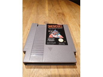 Rescue The Embassy Mission SCN Nintendo 8-bit NES
