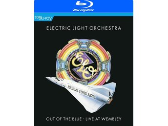ELO: Out of the blue - Live at Wembley 1978 (Blu-ray)
