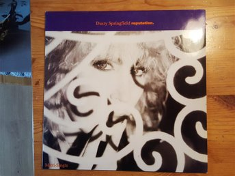 "Dusty Springfield-Reputation   12"" MAXI"