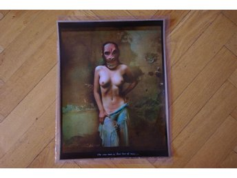 "Jan Saudek ""She Was Once A True love Of Mine"" Signerat Handkolorerat Foto"