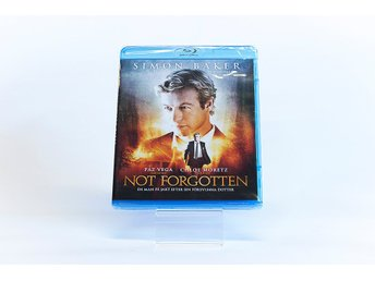 Not Forgotten - BluRay - NY! - Fri Frakt