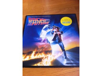 SOUNDTRACK - BACK TO THE FUTURE