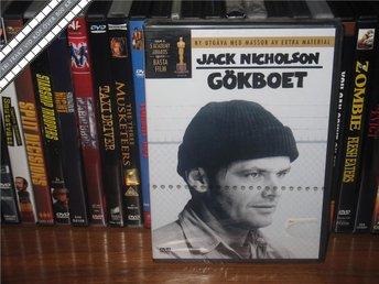 GÖKBOET - Jack Nicholson, Brad Dourif - Svensk text (NY!) - åmål - GÖKBOET - Jack Nicholson, Brad Dourif - Svensk text (NY!) - åmål