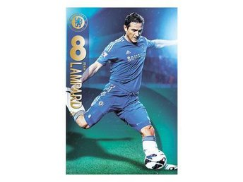 Chelsea Affisch Lampard 83