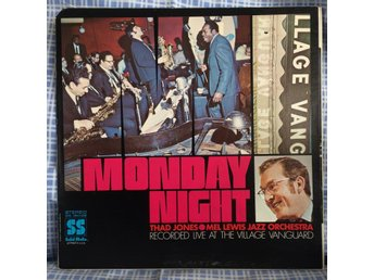 Thad Jones Mel Lewis Jazz Orchestra – Monday Night  US 1969