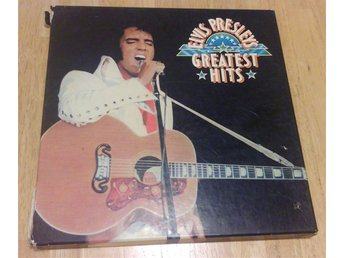 Elvis Presley - The Greatest Hits 6-LP Box