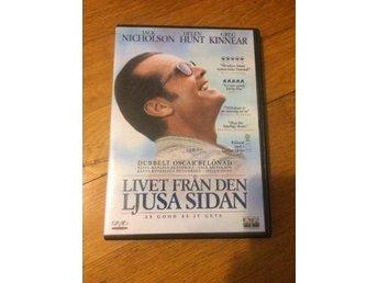Livet från den ljusa sidan (1997) - Jack Nicholson - Linköping - Livet från den ljusa sidan (1997) - Jack Nicholson - Linköping