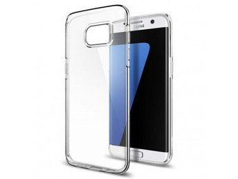 Samsung S7 Edge Ultratunn TPU Skal Simple® Färg: Transparent