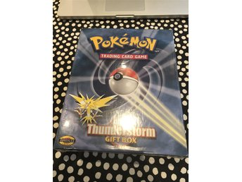 Pokemon Thunderstorm gift box!