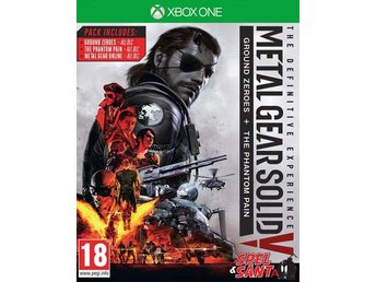 Metal Gear Solid V (5) Definitive Collection
